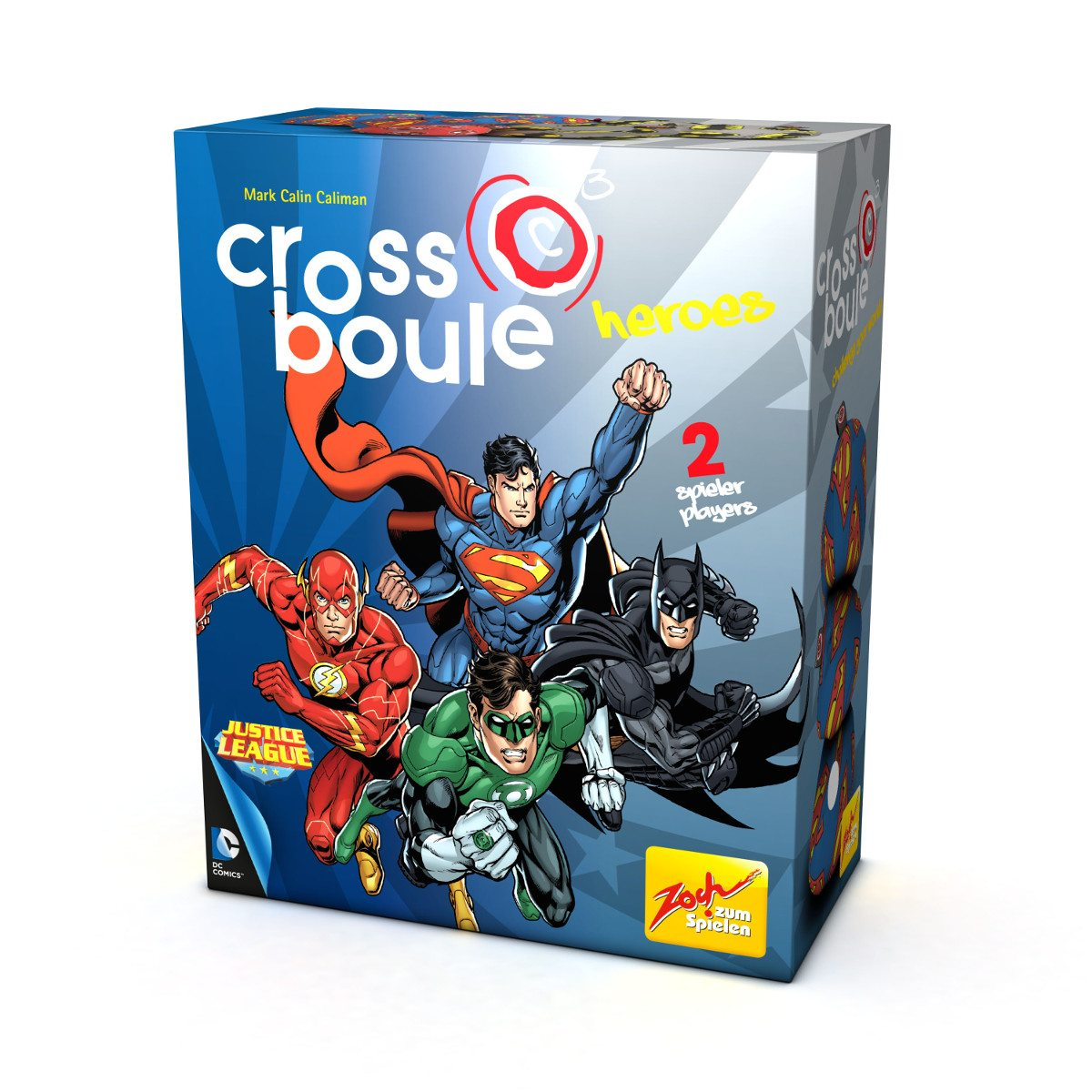 "CrossBoule ""Superhelden"""