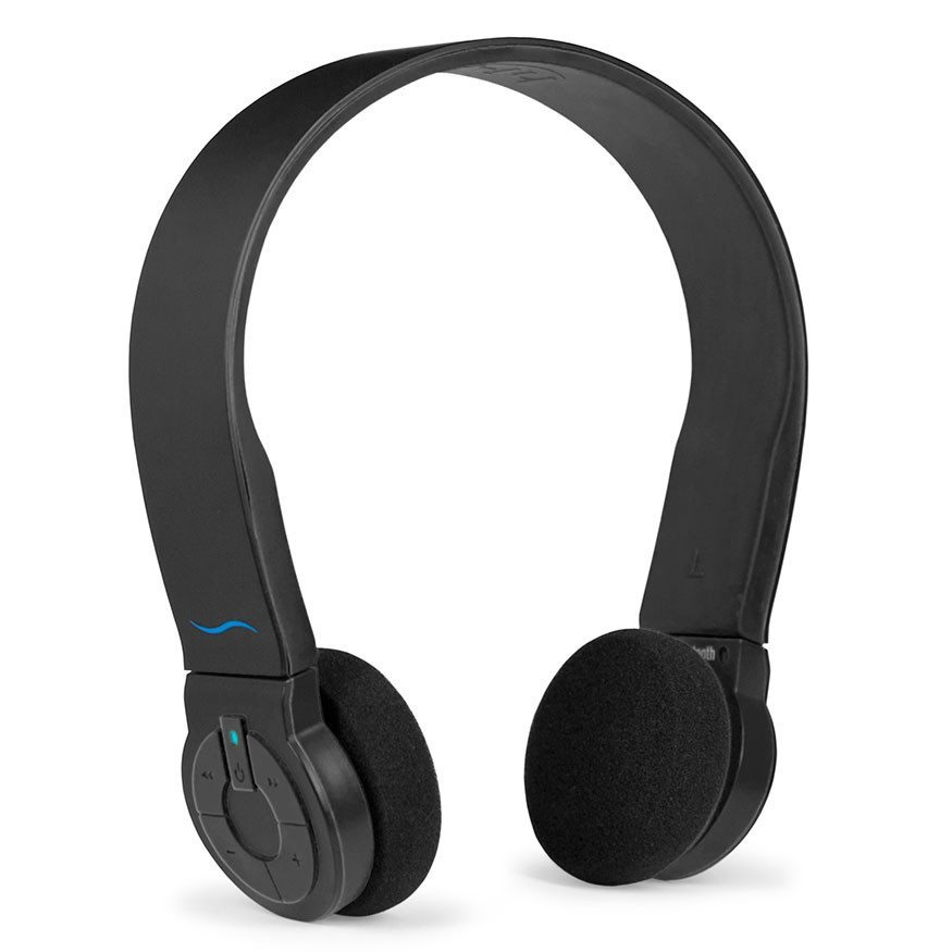 hi-Edo - Auriculares bluetooth deluxe - ¡Música sin cables!
