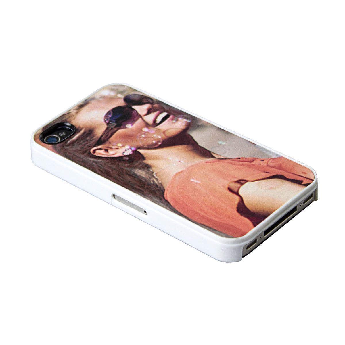 I-phone 4,4S Cover mit Fotodruck