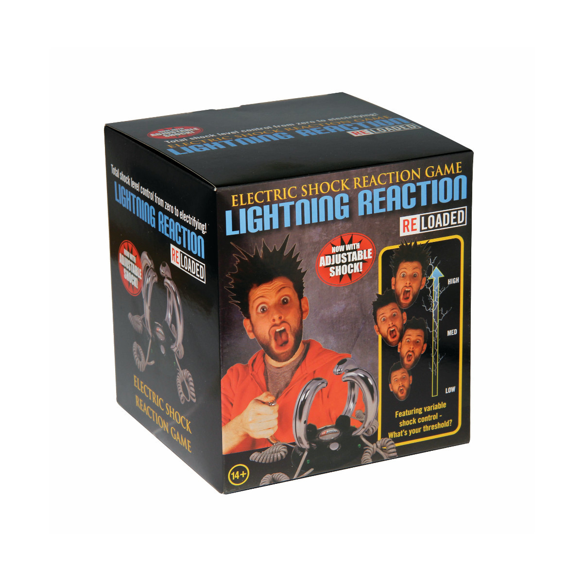 LIGHTNING REACTION MULTIPLAYER GAME