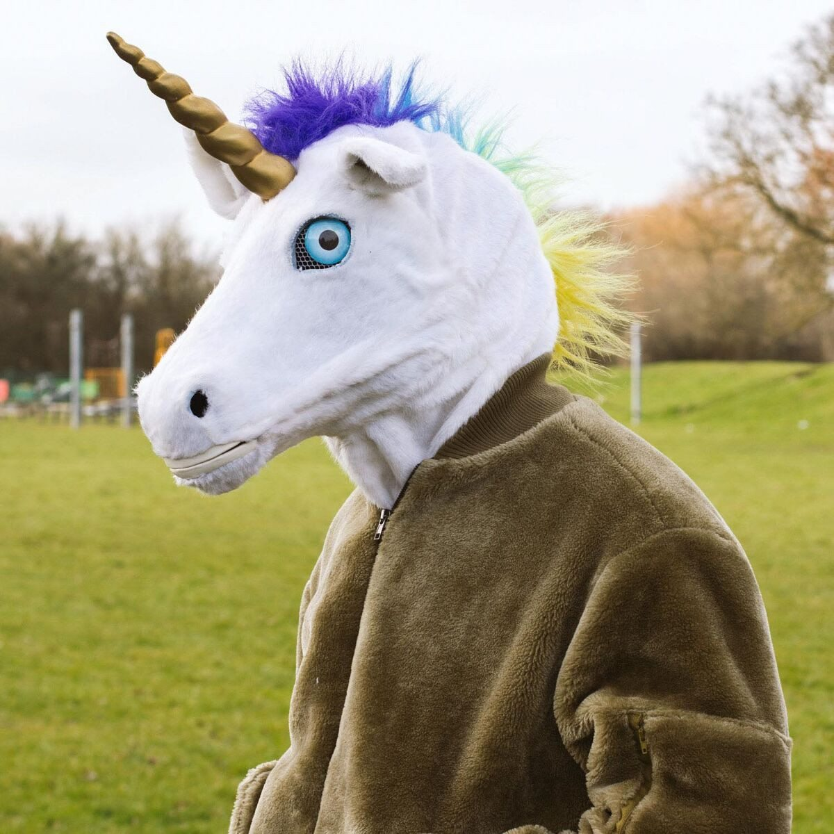 Mr Unicorn Mask