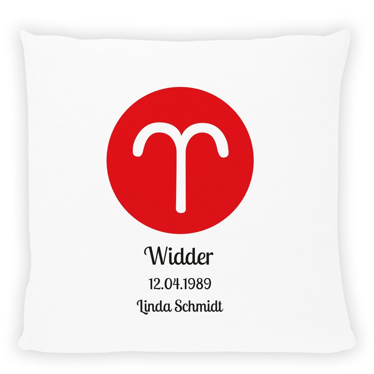 PERSONALIZED STAR SIGN PILLOW