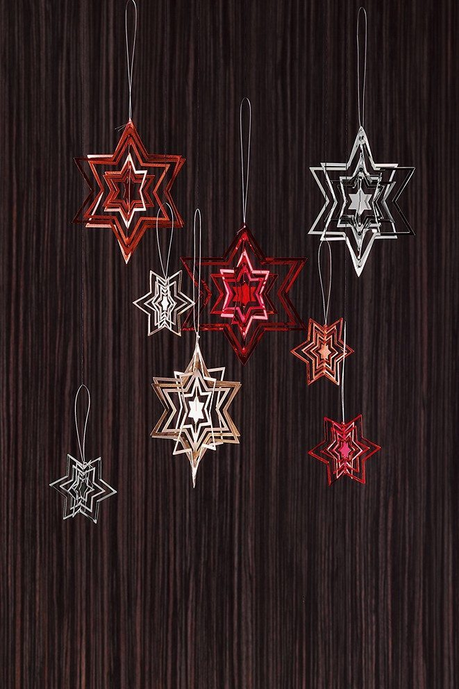 Stelle decorative - Star 3D