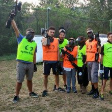 Paintball Challenge: partita a Paintball - Salerno
