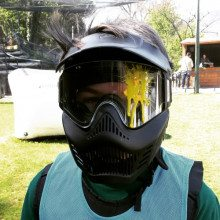 Partita a Paintball per ragazzi under 14 - Salerno