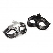 "Cinquanta Sfumature di Grigio - set di maschere ""Masks On"""
