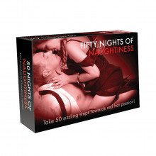 "Gioco ""Fifty nights of naughtiness"""