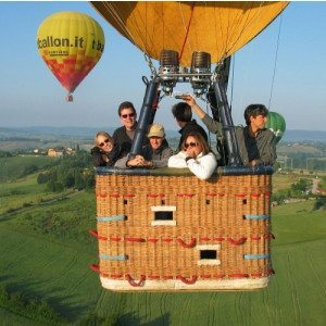 Tour in mongolfiera - Lombardia