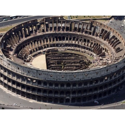 Guided Tour to The Colosseum- ( Private Tour )