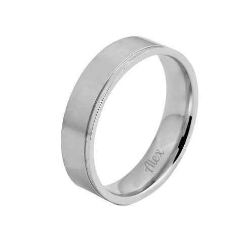 PERSONALIZED PARTNER RING MENS VERSION