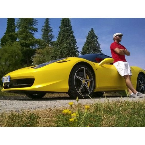 TEST DRIVE IN FERRARI - 60 MINUTI